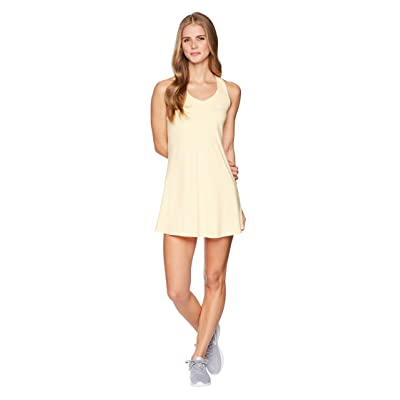 Nike Nike Court Dry Tennis Dress (Tangerine Tint/White) Women