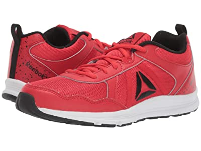 Reebok Kids Almotio 4.0 (Little Kid/Big Kid) (Red/Black) Boys Shoes