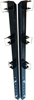 Landscaping Trimmer Rack for Edgers, Pole Saws, and Tree Trimmers - 3 Slot