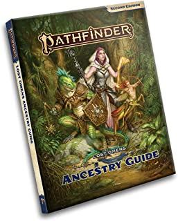 Pathfinder Lost Omens Ancestry Guide (P2)