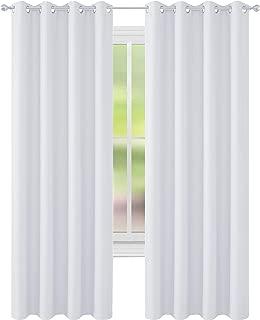 Best double wide curtains drapes Reviews