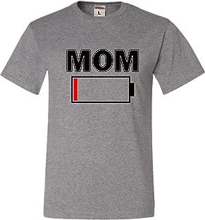 low battery t shirt