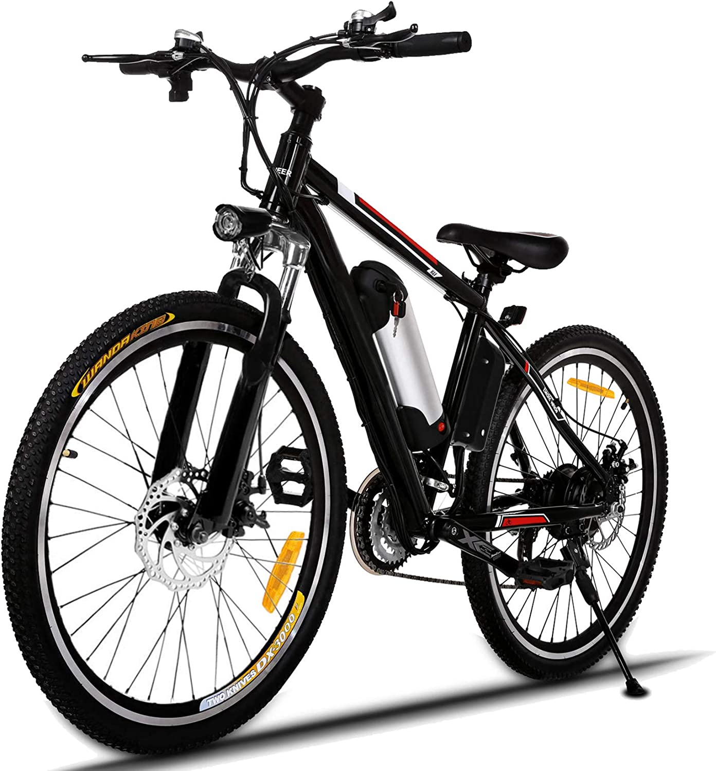 Hicient Electric Bike Bicycle for Adult Sale item Boston Mall 26'' M