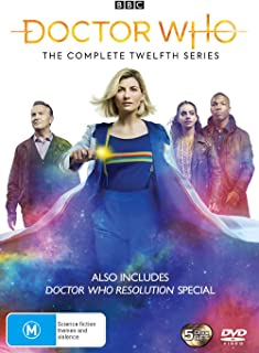 Doctor Who (2020): SEASON 12 [5 DISC] (DVD)