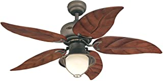 Westinghouse 7861920 Oasis Single-Light 48-Inch Five-Blade Indoor/Outdoor Ceiling