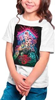 DibuNaif Camiseta Serie Televisión Niña - Unisex Stranger Things