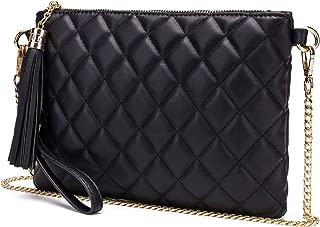 Best black shoulder bag purse Reviews