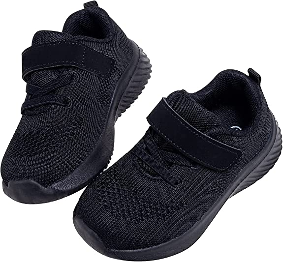 Alewis Toddler Boys Girls Sneakers Little Kid Casual Shoes