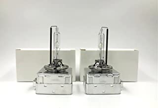 2x NEW! FACTORY OEM! for 10-15 Audi A4 S4 RS4 Xenon HID D3S BULBS HEAD LIGHT LAMP