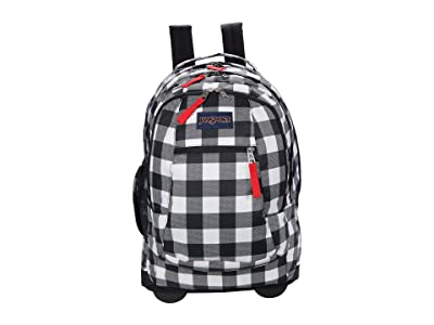 JanSport Driver 8 (Buffalo Check Mix) Backpack Bags