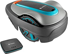 Sponsored Ad – GARDENA Smart SILENO City Set 300: Robotic Lawnmower for Lawns up to 300 m², Inclines of up to 35 %, Can be...