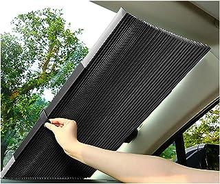 JJ.Accessory Upgrade einziehbarer Windschutzscheiben Vorhang UV Schutz Sonnenschutz für Auto Auto 46 cm/65 cm
