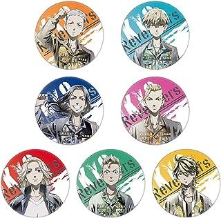AKlamater Tokyo Revengers, Brosche, Anime Tokyo Revengers, periphere Cartoon-Metallnadeln, Knopftüten, Broschen-Set für An...