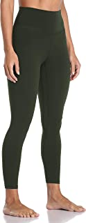 Colorfulkoala Women's High Waisted Leggings 7/8 Length Yoga Pants
