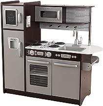 KidKraft Uptown Espresso Kitchen – Amazon Exclusive,Multi,43 x 18 x 41