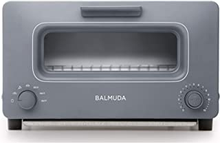 BALMUDA The Toaster   Steam Oven Toaster   5 Cooking Modes - Sandwich Bread, Artisan Bread, Pizza, Pastry, Oven   Compact ...