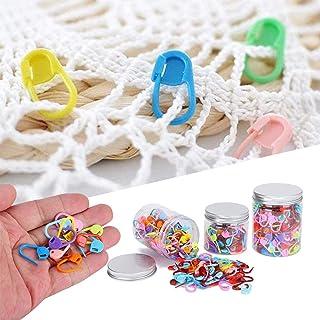 Marqueurs à Tricoter, ne Glisse Pas, marqueurs de Point d'art Bricolage, Tissage pour l'artisanat à Tricoter au Crochet