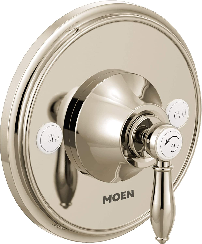 Moen Ts33101 Weymouth One Handle Moentrol Shower Valve Trim Kit With Moentrol Valve Required Chrome Amazon Com