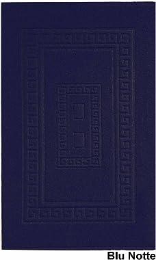 CASA TESSILE Torino Tapis de Bain éponge 60 x 90 cm - Grigio