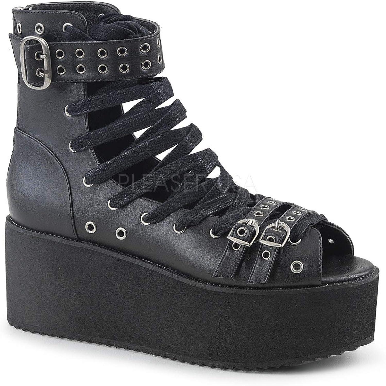 Demonia Womens GRIP-105 BVL Boots