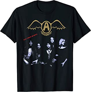 Aerosmith - Get Your Wings T-Shirt