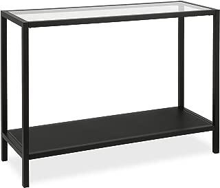 Henn&Hart Console Table, 1, Black