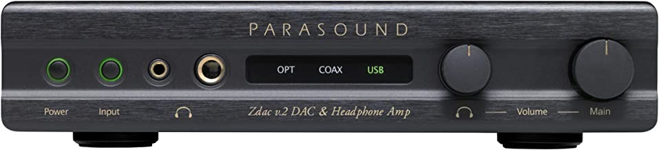 Parasound Zdac v.2 DAC & Headphone Amp