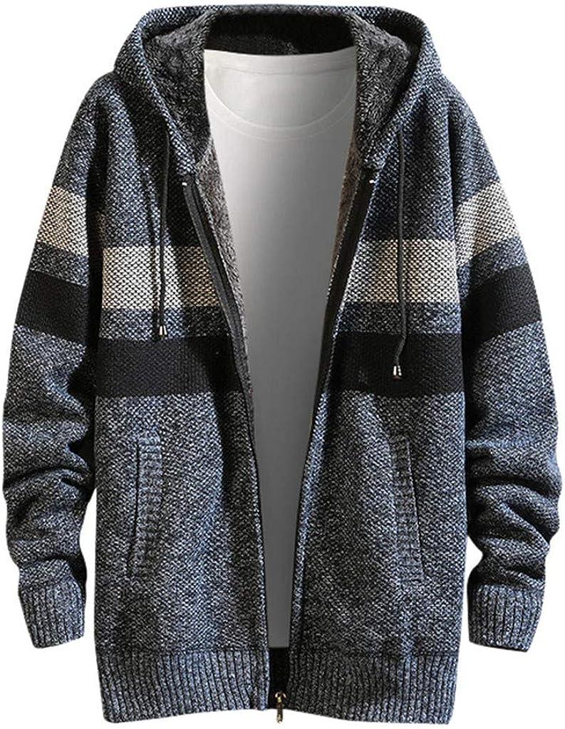 Men Jacket Autumn Cheap mail order specialty Fashion store Winter Hoodie Casu Coat Thicken Sweater Velvet