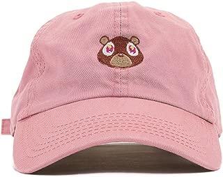 dropout bear dad hat