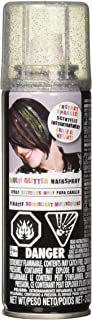 Amscan Multicolor Glitter Hairspray, Party Accessory, One Size