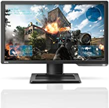 BenQ ZOWIE XL2411P 24 Inch 144Hz Gaming Monitor 1080P 1ms Black eQualizer & Color Vibrance for Competitive Edge Does not S...