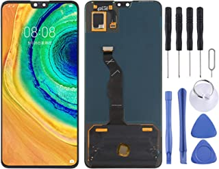 SHUHAN LCD Screen Phone Repair Part LCD Screen and Digitizer Full Assembly for Huawei Mate 30 Mobile Phone Accessory