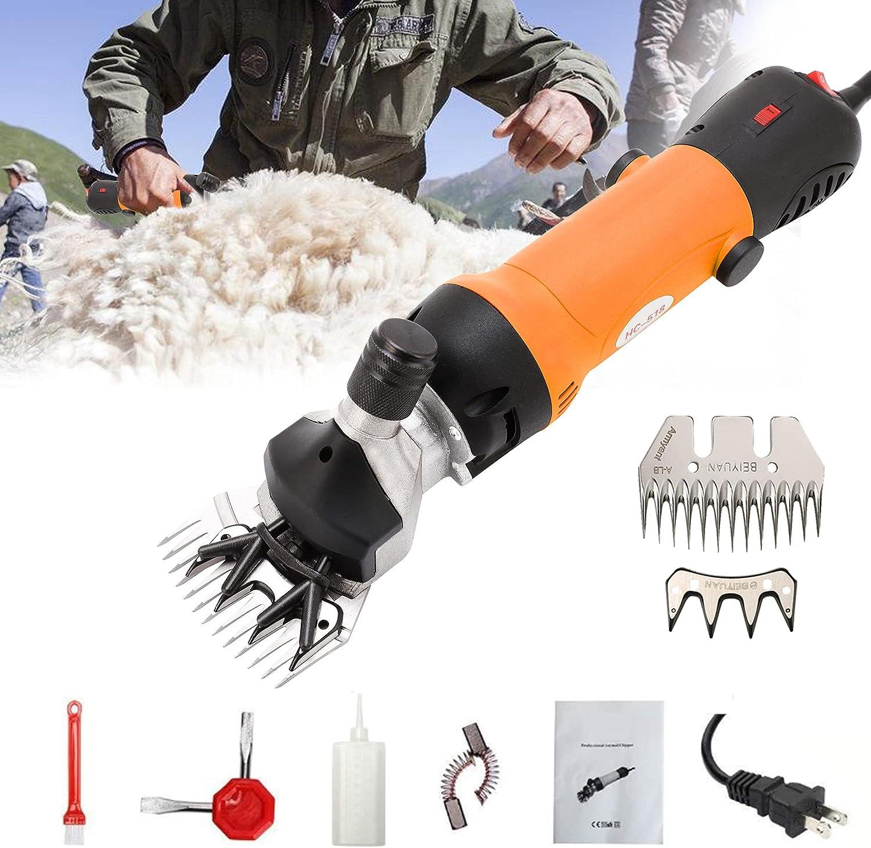 Ratoher Sheep New item Shears 690W Las Vegas Mall Electric Grooming Animal Professional