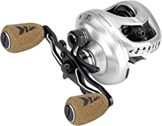 KastKing MegaJaws Baitcasting Reel, Industry First Color-Coded Gear Ratios from 5.4:1 to 9.1:1, Fishing Reel with 11+1 Hig...