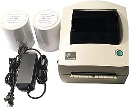 Zebra LP 2844 Direct Thermal Label Printer 2844-20300-0031