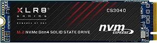 PNY XLR8 CS3040 2TB M.2 NVMe Gen4 x4 Internal Solid State Drive (SSD) - M280CS3040-2TB-RB