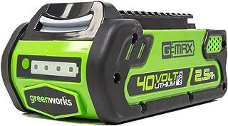 Greenworks 40V 2.5 AH Lithium Ion Battery 2901319