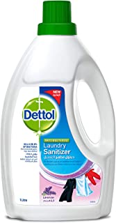 Dettol Laundry Sanitizer Lavender 1L, Pack of 1