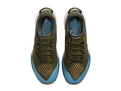 Nike Air Zoom Terra Kiger 6 (Medium Olive/Black/Orange Trance) Men