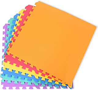 Costzon Puzzle Exercise Mat for Kids, 12-Pieces 24