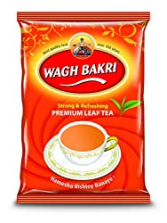 Wagh Bakri Leaf Tea Poly Pack, 500g