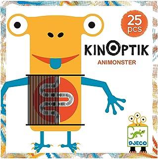 DJECO Kinoptik Animonster Construction Design Toy