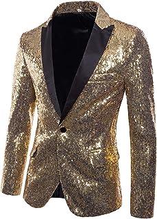 Outfit Uomo Matrimonio Casual : Amazon oro abiti e giacche uomo abbigliamento