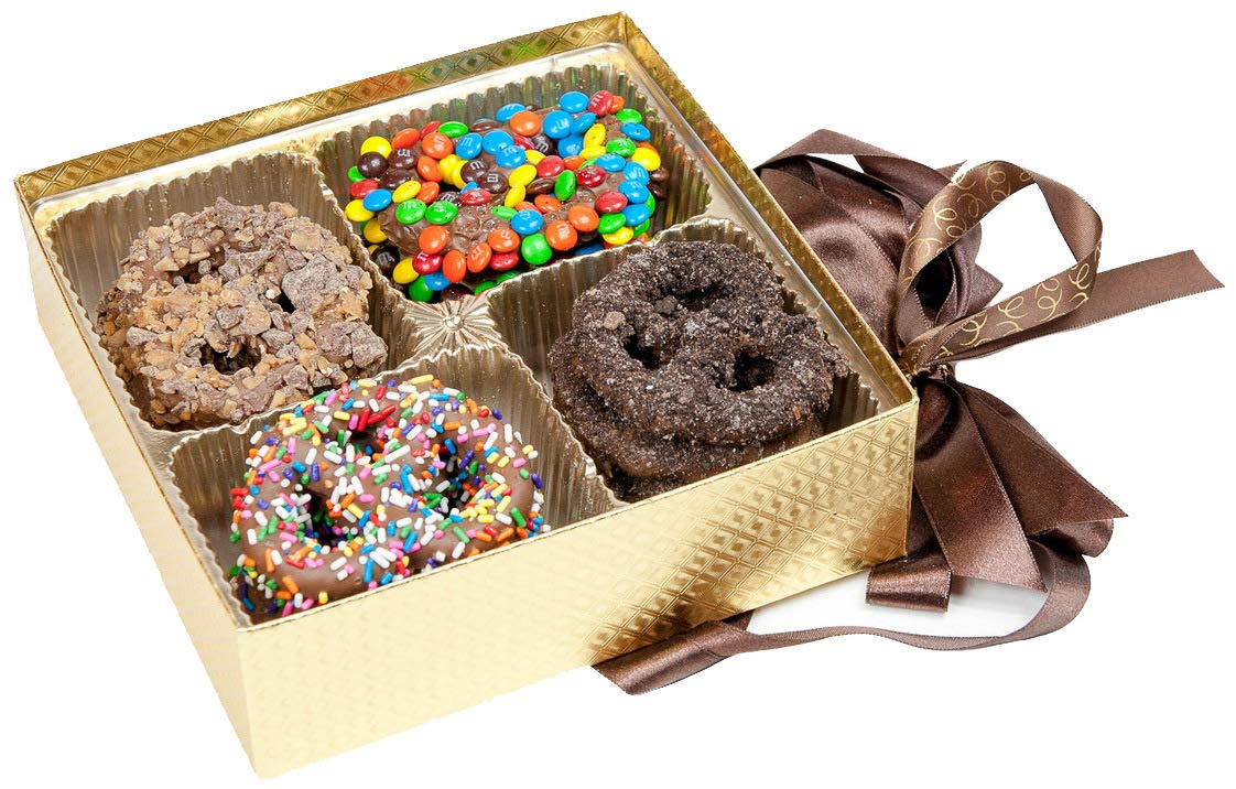 Shiva Max 60% OFF Chocolate Covered Pretzels box At the price of surprise 16 piece