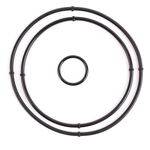 Genuine OEM Oil Filter O-Ring Sets (3pcs) for Hyosung ATK UM Kasinski