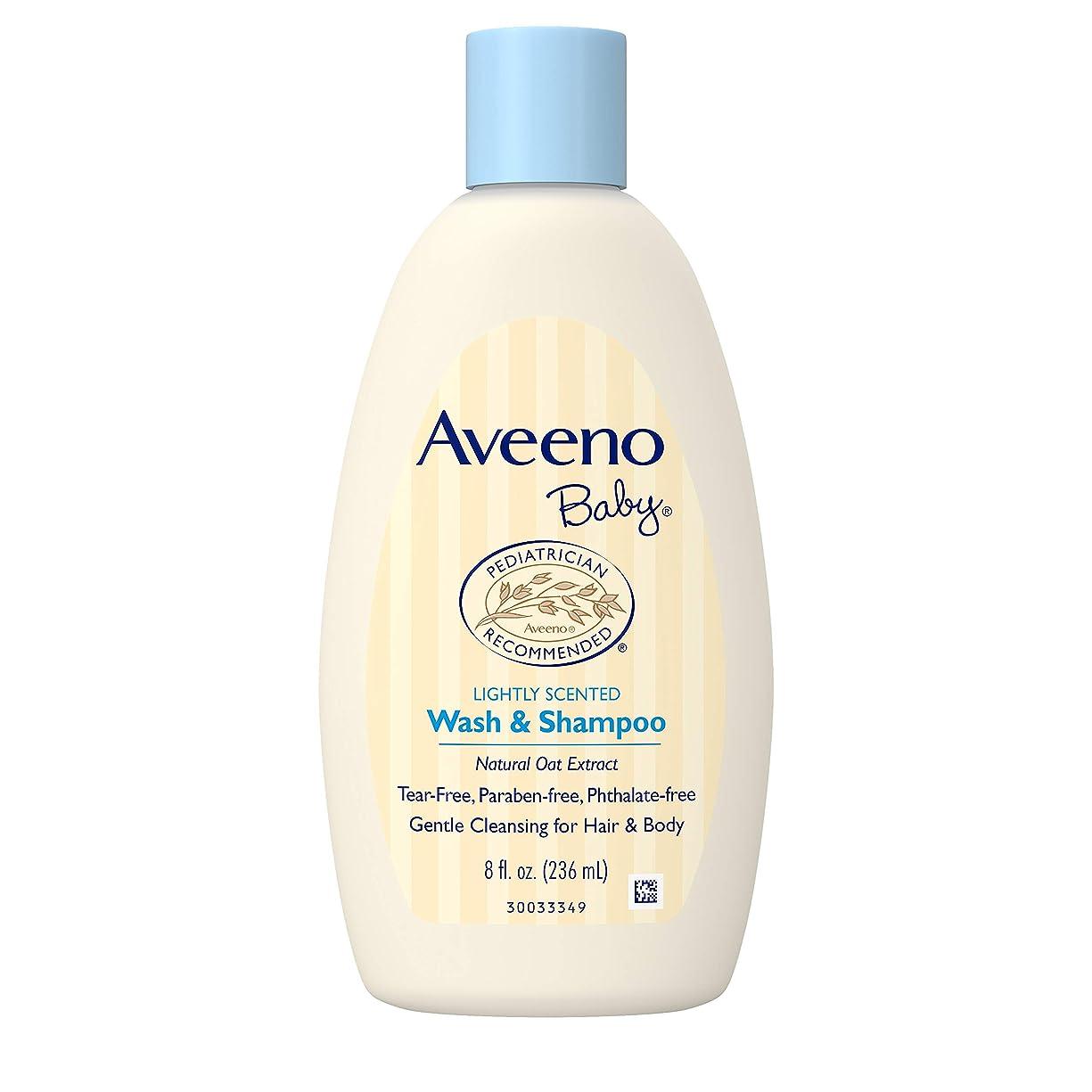 満足保存する委員長Aveeno Baby Wash & Shampoo 8 fl oz Liquid