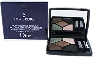 Christian Dior 5 Couleurs Eyeshadow Palette 457 Fascinate for Women, 0.24 Ounce
