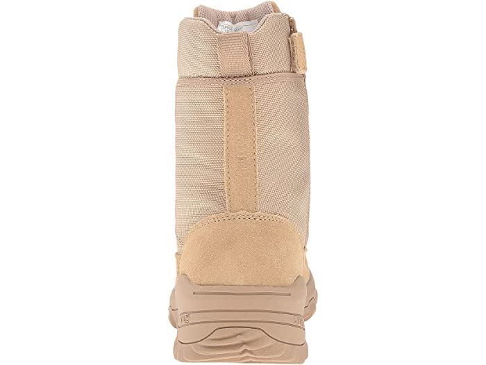 5.11 Tactical Speed 3.0 Desert Side Zip Coyote Boots