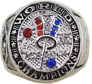 YIYICOOL NY Yankees Championship Ring size 11 With carton