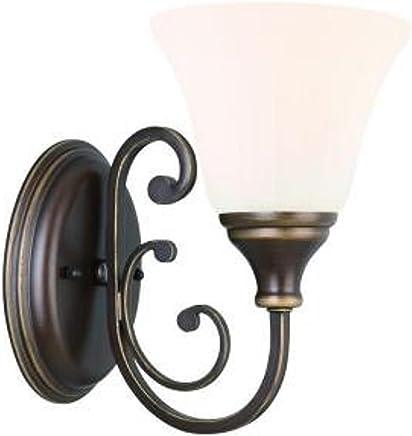 ハンプトンベイSomerset 1-lightブロンズ燭台